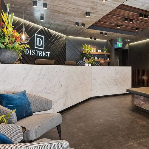 District Apartment Hotels South Yarra